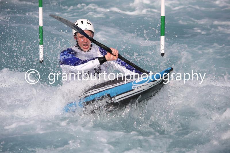 Slalom Canoe GB Trials  051