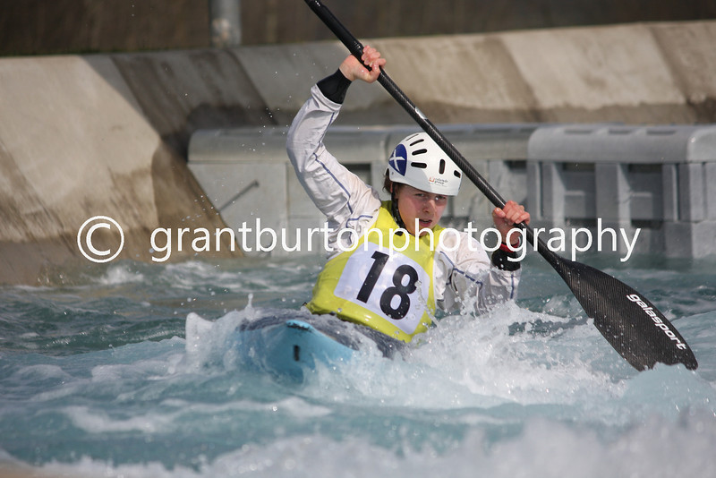 Slalom Canoe GB Trials  151