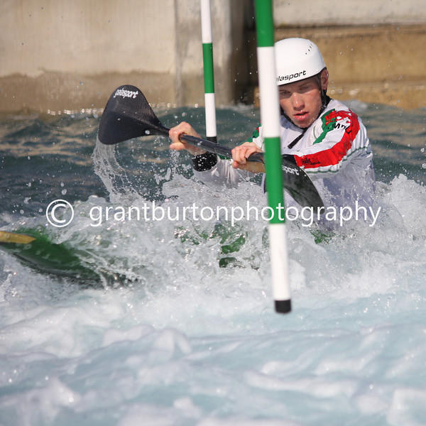 Slalom Canoe GB Trials  290