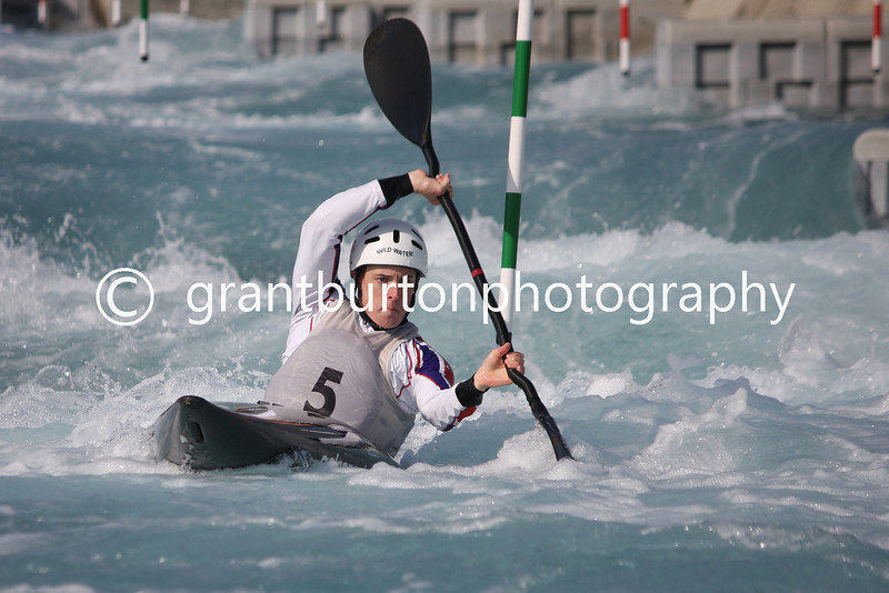 Slalom Canoe GB Trials  298