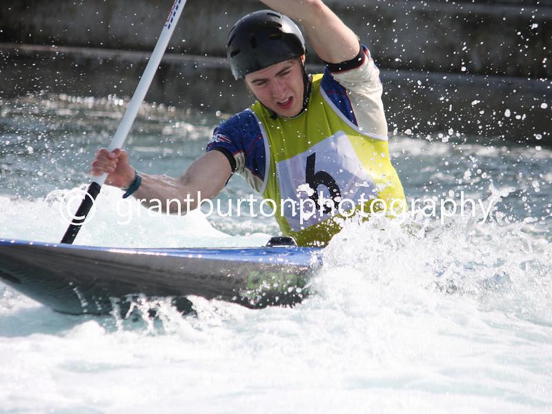 Slalom Canoe GB Trials  200