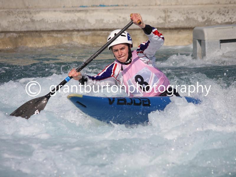 Slalom Canoe GB Trials  222