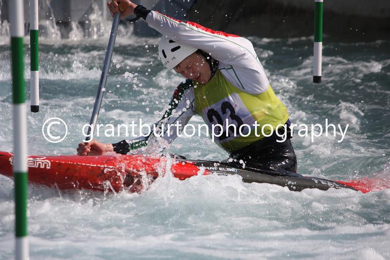 Slalom Canoe GB Trials  195