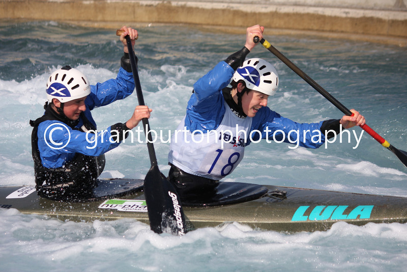 Slalom Canoe GB Trials  313