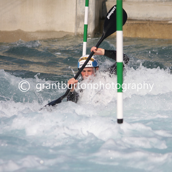 Slalom Canoe GB Trials  286