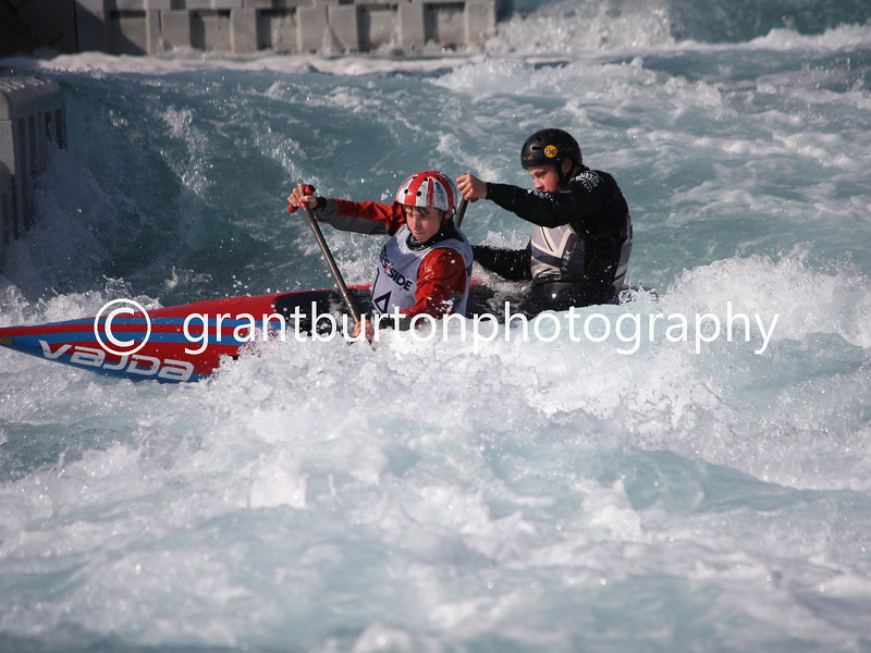 Slalom Canoe GB Trials  323