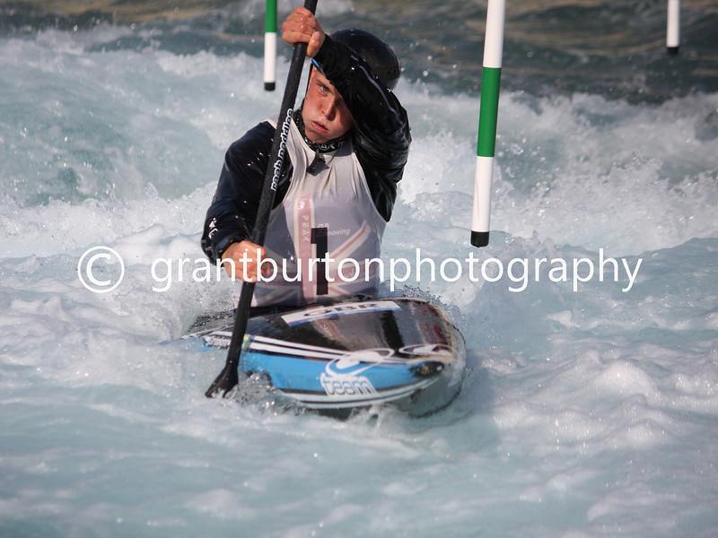 Slalom Canoe GB Trials  310