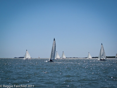 Sailing - Easter Regatta 2012 at CYC -Charleston, SC
