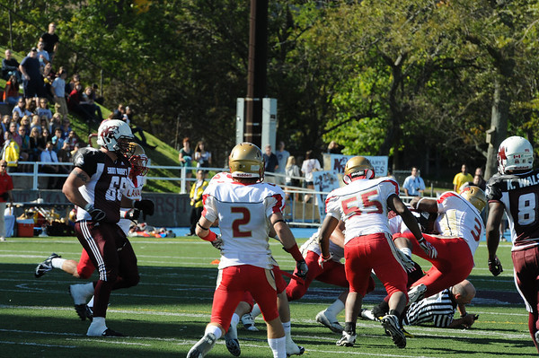 Smu vs Acadia Football 2010