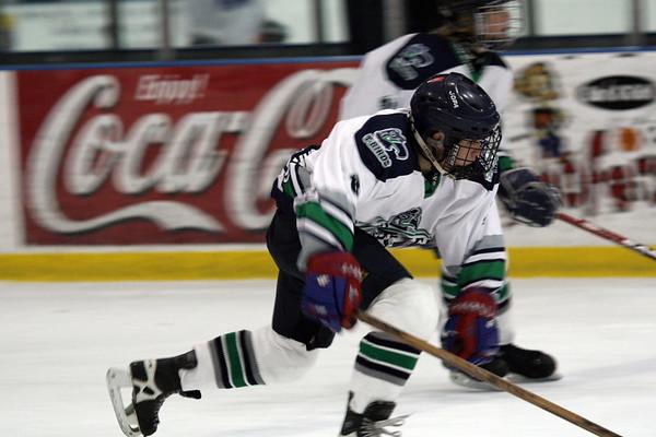 Regular Season vs Bremerton @ Castle Ice Nov 12, 2006