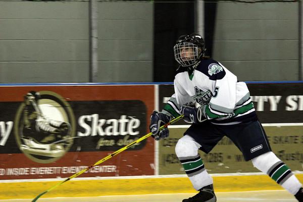 Spokane A @ Castle Ice October 15 2006