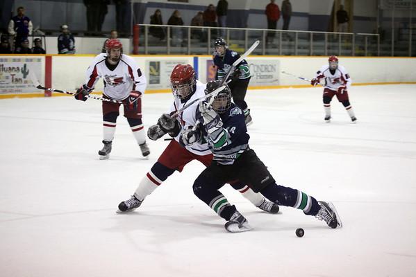 2010 PNAHA State Tournament - Game 2 vs Spokane