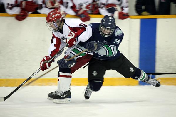Regular Season @ Spokane A - Dec 13 2009