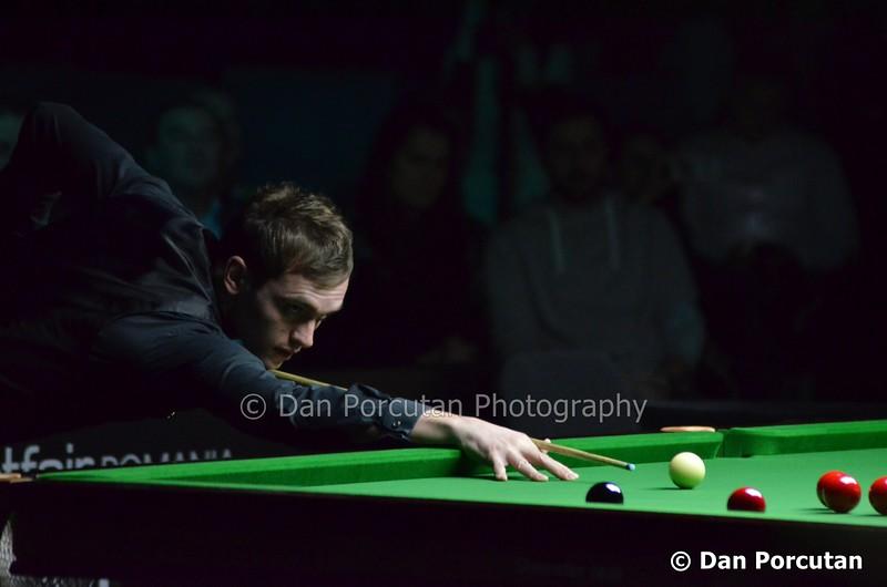 John Higgins si Ken Doherty au sustinut un meci demonstrativ in cadrul Betfair Romania Snooker Days