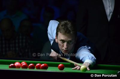 Betfair Romania Snooker Days - John Higgins vs. Ken Doherty