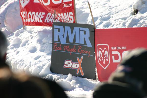 RMR Sno X