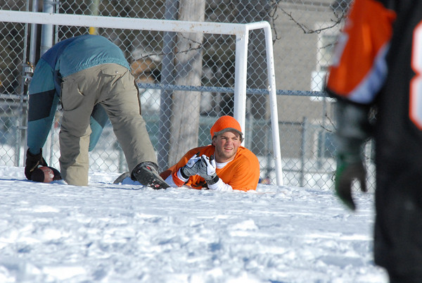 Snow Football League 2009 - 2010