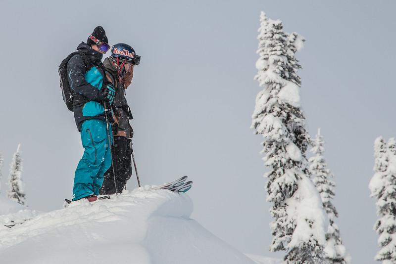 Sean Pettit and Seth Morrison. British Columbia, Canada.