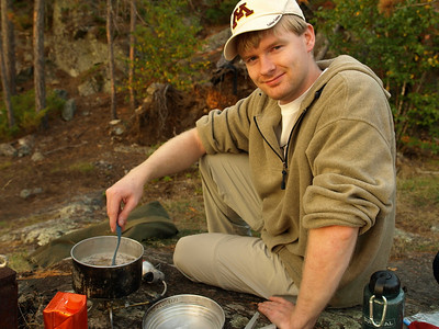 """Eric, cooking culinary Czech """"Honest Mushroom"""" soup with extra dried mushrooms ( of legal variety). Is there a """"Dishonest Mushroom"""" soup?"""