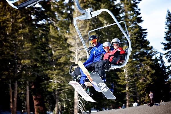 Snowboard Mammoth 2013