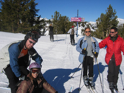 Mammoth Mountain Feb 2006
