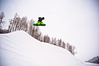 Snowboard Jump 2