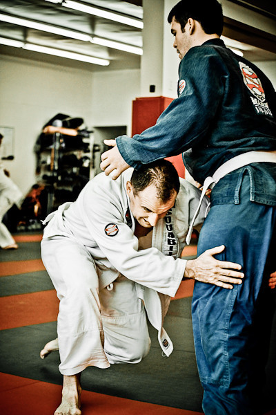 Soca BJJ May 2011 Training Session