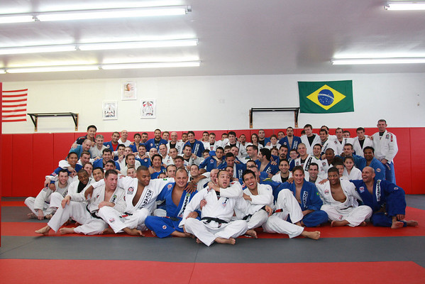 Soca BJJ's Annual Belt Ceremony 09'