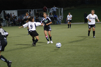 EVC Women vs Skyline    9-21-07