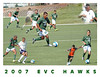 M Soccer Collage 8X10