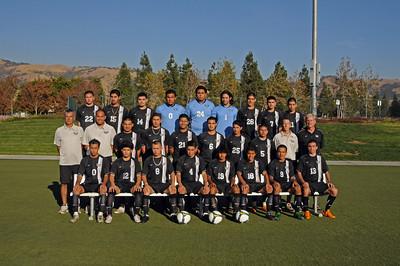 EVC Men Team & Individual Photos 2008