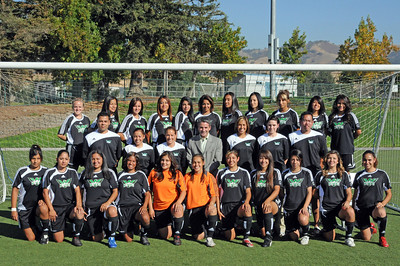 EVC Women's Team & Individual Photos 2008