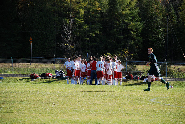 October 15 Final Game - Saranac Lake v Northern Adirondack