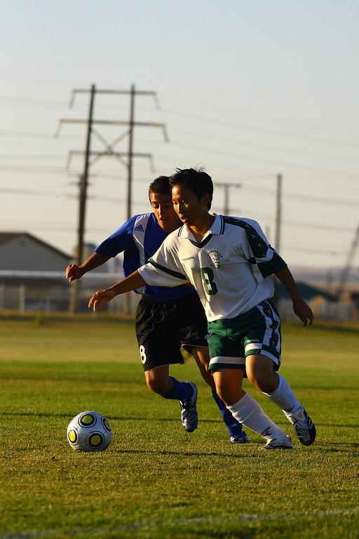 Bulldogs vs Knights 2009