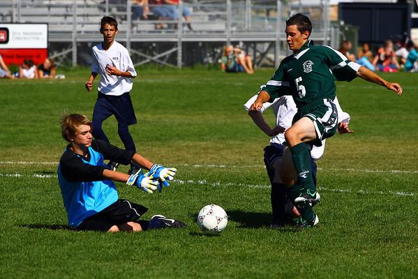 Bulldogs vs Falcons 2009