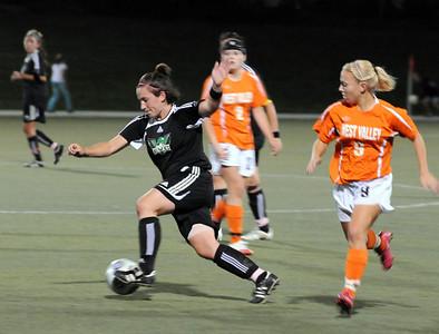 EVC vs WVC Women 10-23-09