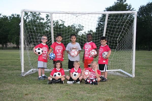 YMCA - Soccer Team Photos