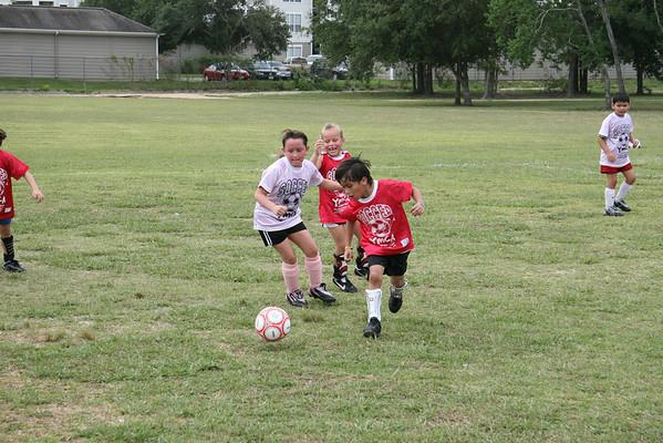YMCA - Summer Soccer - 8/1/2009