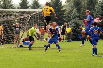 2010 Soccer Game 1