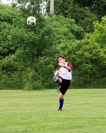 Soccer 2012 Game 1