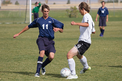 Bulldogs vs Heritage Sep 29, 2012