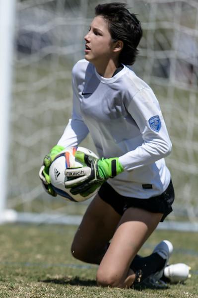 Soccer - Kasey Harvey - 2016