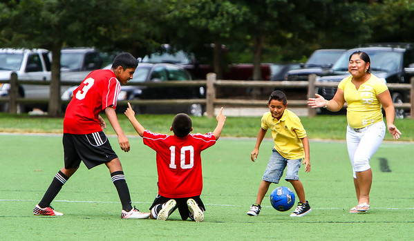 Photos from the tournament finals on Sunday afternoon.