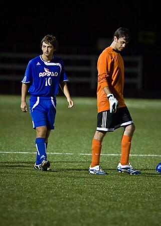 2009-09-01 OHS vs AHS Boys Soccer