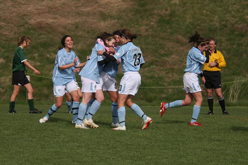 IMG4_11442 Alanna goal celeb COE Soccer