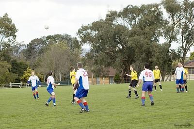 Soccer, Croydon, 25 Sept. 2005