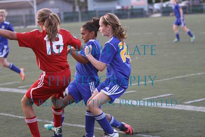 Soccer - Eastside vs Westside