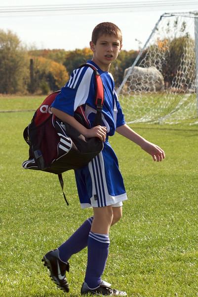 Bruce Pritchard Soccer