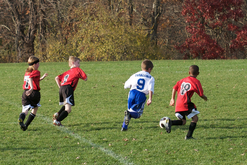 Fall 2009 Soccer - Dylan