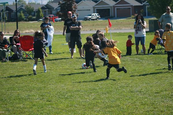 Soccer Fall 2010 Ro